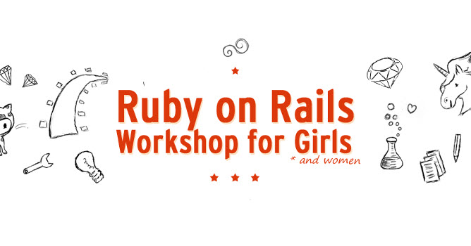 Rails Girls Beograd - Summer edition, prijave do ponoći